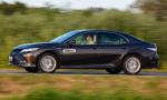 Test Toyota Camry Hybrid: Úsporná a tichá, ale nie vždy