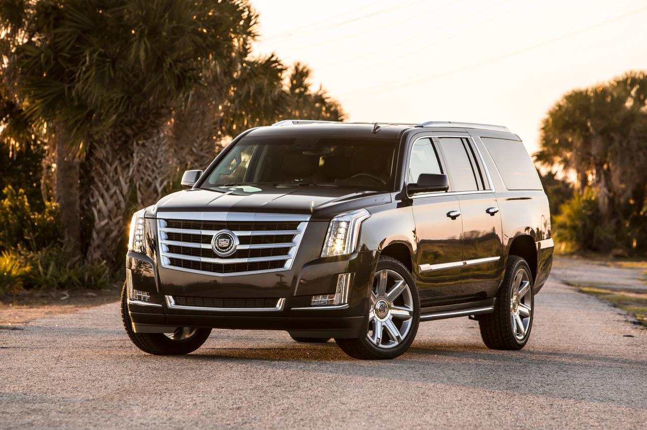 Cadillac Escalade diesel