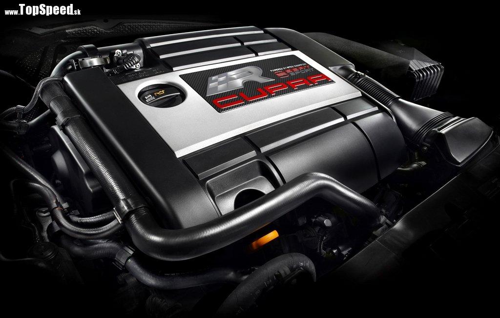Motor Seat Leon Cupra R má až 265k