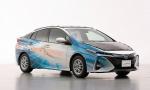 """Solárna Toyota Prius PHV si za deň """"vyrobí"""" dojazd 44,5 km"""