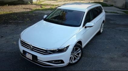 TENTO TÝŽDEŇ TESTUJEME: VW PASSAT VARIANT 2.0 TDI 4MOTION
