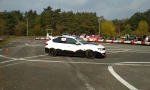ČS Autoslalom v Hodoníne pripomínal malú rýchlostnú skúšku