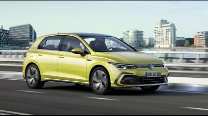 Nový VW Golf VIII je odhalený! Pozrite si prvú veľkú fotogalériu