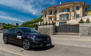 TEST: RENAULT TALISMAN DCI160 INITIALE