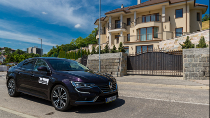 TEST RENAULT TALISMAN DCI160 INITIALE