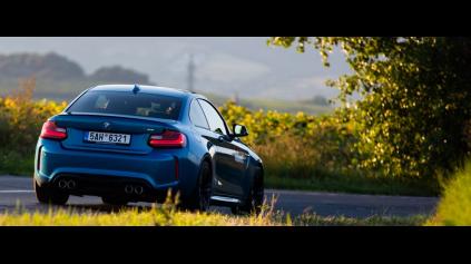 test: BMW M2 F87