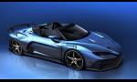 Italdesign Zerouno Roadster, darček k 50. výročiu štúdia