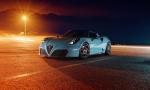 Alfa Romeo 4C Zeus od Pogea je ľahšia, silnejšia a rýchlejšia