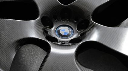 BMW CHCE DO DVOCH ROKOV PREDÁVAŤ KARBÓNOVÉ DISKY KOLIES