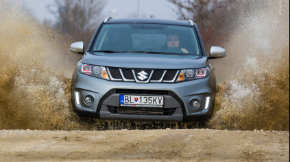 TEST: SUZUKI VITARA S 4WD