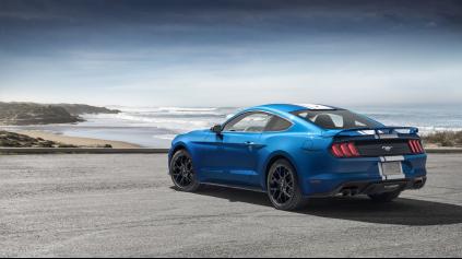 Ford Performance výfuky aj pre Mustang Ecoboost