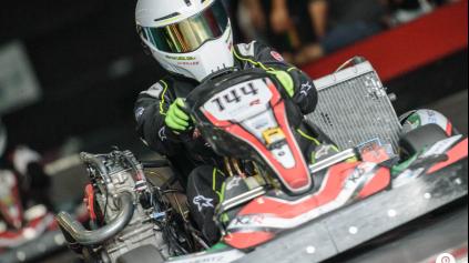 Marcel Liedl ide štvrtýkrát na Majstrovstvá sveta v motokárach KWC