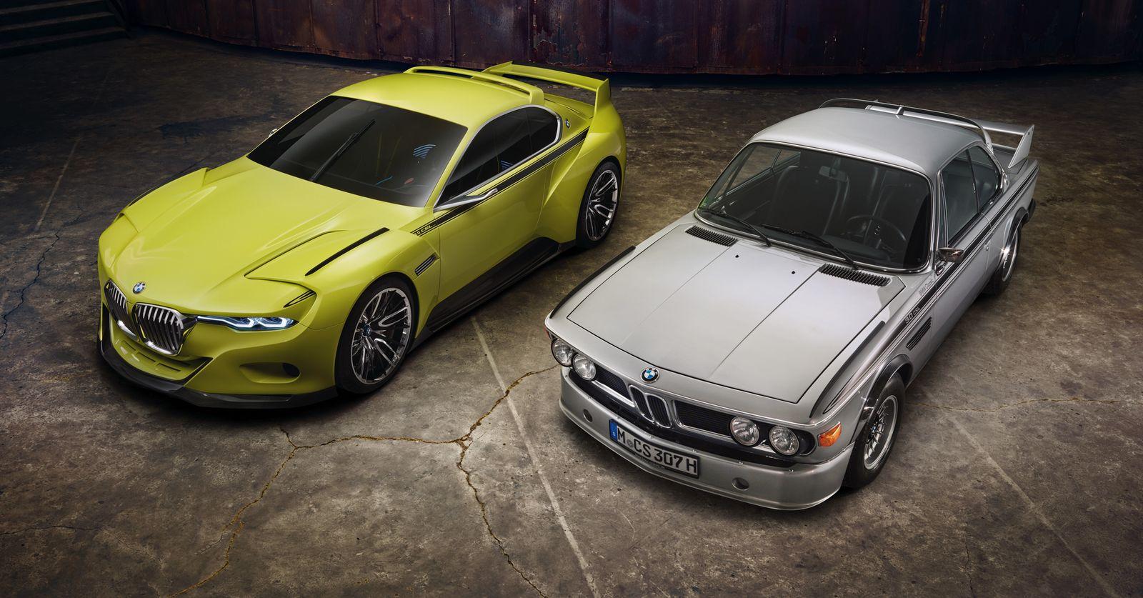 BMW 3,0 CLS Hommage