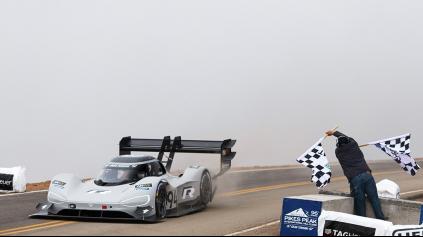 Volkswagen pokoril Pikes Peak 2018 novým rekordom