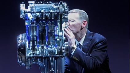 Litrový EcoBoost je tretíkrát po sebe najlepším motorom planéty!