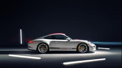 Porsche 911R je skvelá investícia. Po polroku má 7-násobnú hodnotu