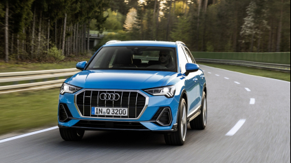 Nové Audi Q3 je dospelejšie. Má techniku väčších bratov