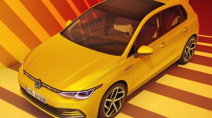 VW Golf VIII prezradil tajomstvá. V elektrickej sieti má 48 V