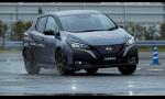 Nissan Leaf dostal pohon 4x4 a výkon 309 k. Je to elektrické Nismo?