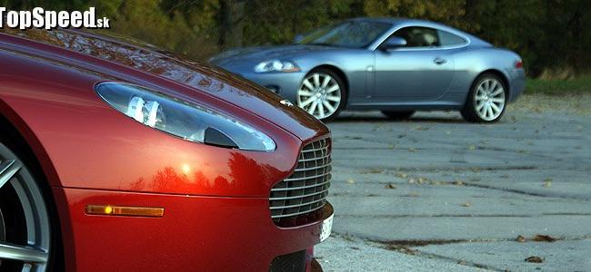 <p>Jaguar vs. Aston Martin</p>