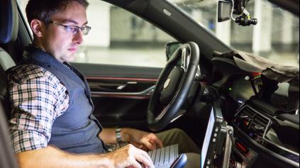 Nové vývojové centrum BMW pre autonómne režimy