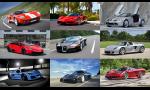 Top 10 supercarov začiatku milénia