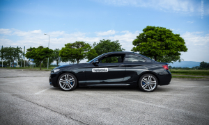 TopSpeed.sk test - BMW 220d Coupe F22