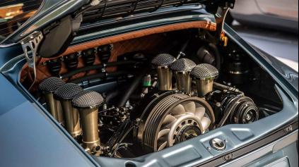 Prečo má Porsche 911 motor vzadu?