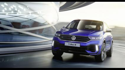 Verili by ste? Vznikne VW T-Roc R s 2,0 turbo a 300 koňmi