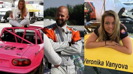 Toto sú traja jazdci Kart1 Arény pre sezónu 2017