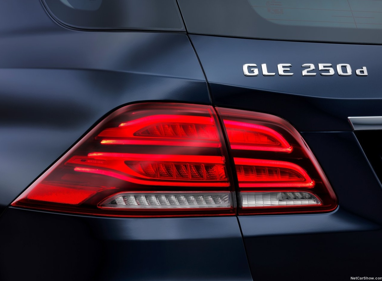 2015 Mercedes GLE 250d