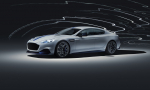 Aston Martin Rapide E je prvý elektromobil značky
