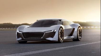 Audi R8 má nahradiť Audi e tron GTR