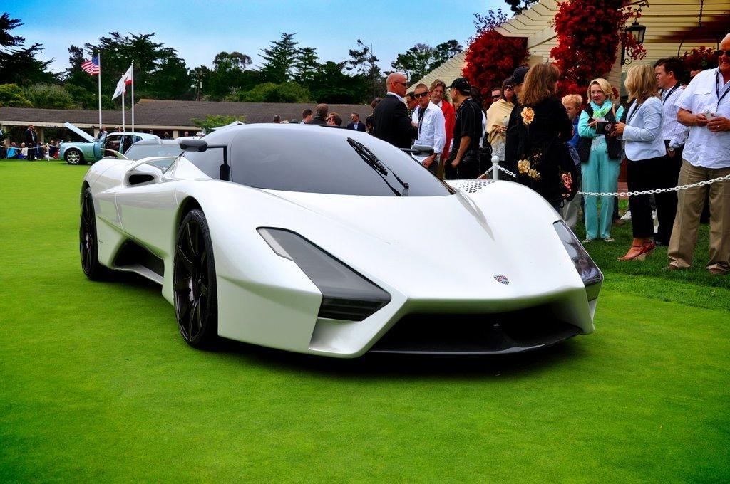 Titul najrýchlejšieho auta na svete je opäť v rukách žijúcej legendy  Bugatti Veyron SS. Veyron dokonca nemusel ani reálne znovu prekonať daný  rekord. 2b004807475