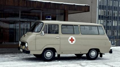 Autá našich rodičov: Škoda 1203