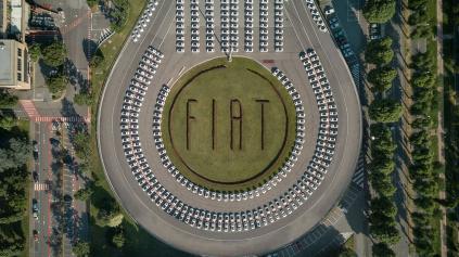 Fiat 500 má nový svetový rekord