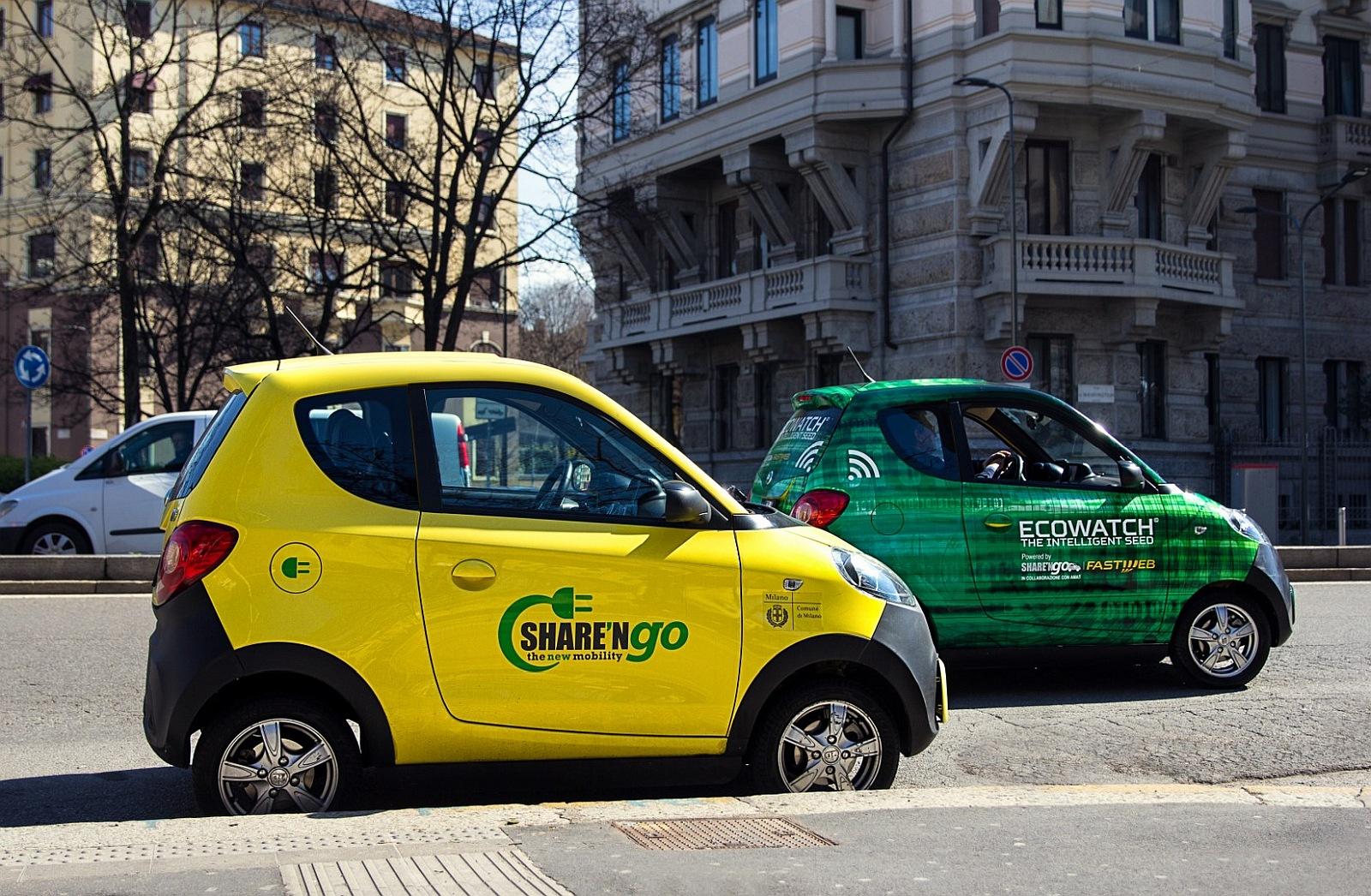 Prvý plne elektrický Car Sharing na Slovensku  Ako sme dávnejšie avizovali 559725b3e2e