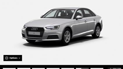 3D konfigurátor Audi už funguje pre viaceré modely