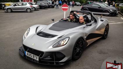 Najrýchlejší Lotus 3-Eleven jazdil na Nordschleife
