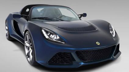 Lotus Exige S s automatom dá stovku rýchlejšie ako manuál