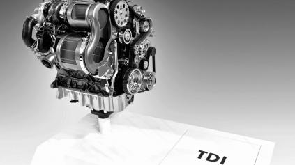 NOVÉ MOTORY VW EA 288 1,6 A 2,0 TDI NEMAJÚ PROBLÉM S EMISIAMI