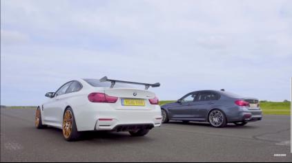 BMW M3 vs M4 GTS: malo zmysel priplácať?