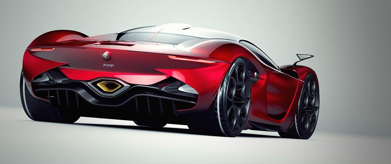 Alfa Romeo chystá supercar. Bude to nástupca 8C?