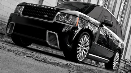 RANGE ROVER RS500 OD PROJECT KAHN