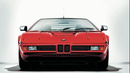 Jediný superšport BMW má už 40 rokov