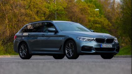 TEST BMW 520DT G31