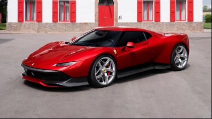 Ferrari SP38 Deborah, najnovšia kusovka z Maranella