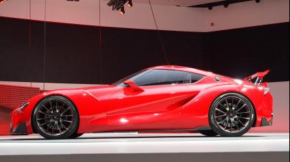 Ďalšie nádejné novinky na tému Toyota Supra