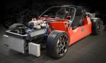 Ariel Hipercar je elekromobil s 1180 k