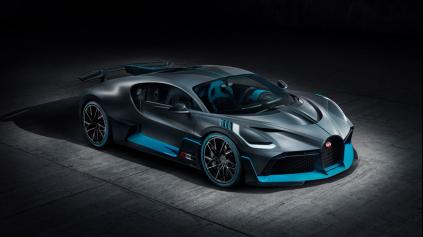 Bugatti Divo je o 2,5 milióna € rýchlejšie ako Chiron